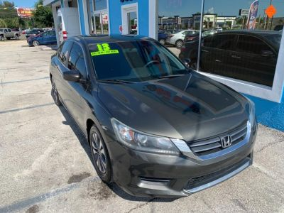 2013 Honda Accord LX (Gray)