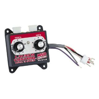 Buy MSD Ignition 8735 Launch Control Module Selector LAUNCH CONTROL MODULE SELE motorcycle in Decatur, Georgia, United States, for US $191.95