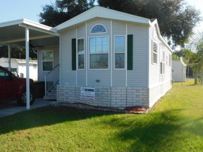 Chandaluer Bdrm Bath Double Wide Mobile Home on