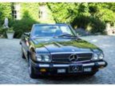 1987 Mercedes Benz 560SL Roadster