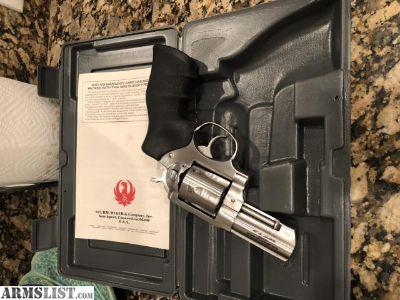 For Sale: Ruger GP100 357 Magnum