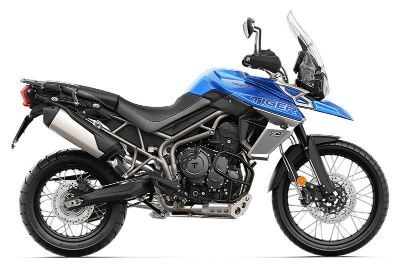 2019 Triumph Tiger 800 XCx Dual Purpose Cleveland, OH