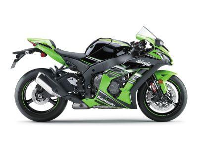 2016 Kawasaki Ninja ZX-10R ABS KRT Edition SuperSport Motorcycles Barre, MA