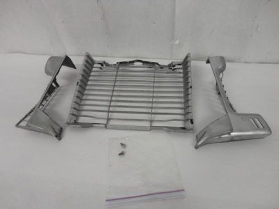 Buy 1983-86 Honda VF1100C Magna V65 Left, Right, Center Radiator Grille Covers 3168 motorcycle in Kittanning, Pennsylvania, US, for US $9.99