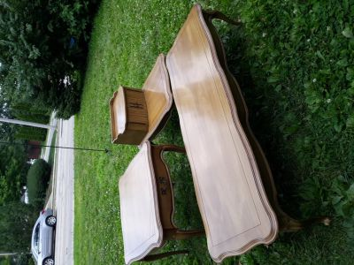 Living room tables set of 3