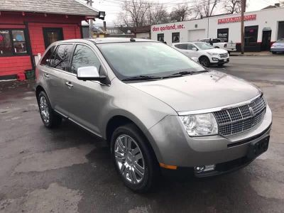 2008 Lincoln MKX Base (Pewter)