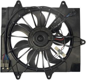 Purchase Dorman (OE Solutions) 621-027 Engine Cooling Fan Motor motorcycle in Tallmadge, Ohio, US, for US $136.97