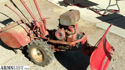 For Sale: Troybilt Horse rototiller