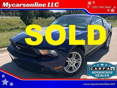Used 2011 Ford Mustang for sale