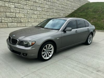 2007 BMW 7-Series 4dr Sdn 750Li