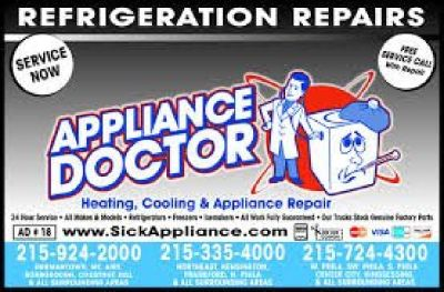 Need Appliance Repairs Near you?