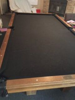 Leisure Bay pool table