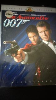 2 DVDs-2001-DIE ANOTHER DAY-007-JAMES BOND-WIDESCREEN-SPECIAL EDITION