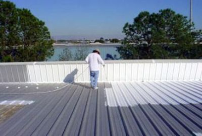Commercial & Industrial Roofing, Tpo, Torch Dowm, Metal