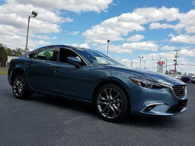 2017 Mazda Mazda6 GRAND TOURING AUTO (BLUE)