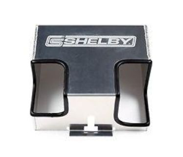 Purchase 2010+ FORD MUSTANG SHELBY COBRA SVT CS RACE TRACK LOGO ALUMINUM BATTERY COVER motorcycle in Palm Springs, California, US, for US $139.97