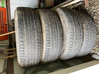 Toyota 4Runner tires