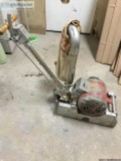 Silverline Pro Floor Sander Eight Inch Drum Sanding Machine