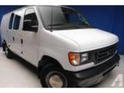2003 Ford E-250 Cargo Van Commercial