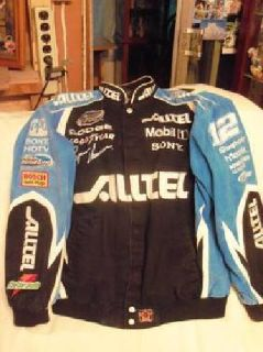Ryan Newman and Rusty Wallace Coats for Sale Size (L)