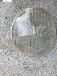 Hella Fluted Headlight Glass Lens