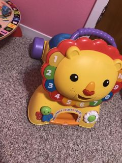 Baby ride on/walker toy.