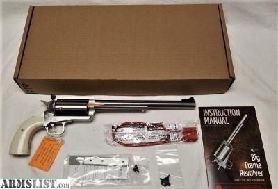 For Sale: Magnum Research BFR Bisley 450 Marlin (NIB)