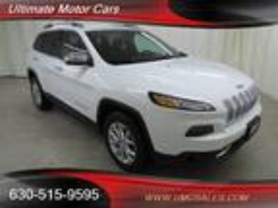 2014 Jeep Cherokee Latitude 3.2L V6 271hp 239ft. lbs.