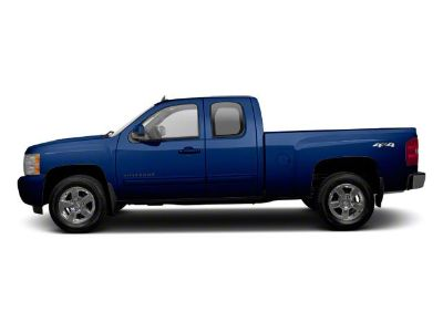 2010 Chevrolet Silverado 1500 LT (Imperial Blue Metallic)