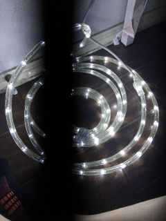 Cool White Light Rope 15