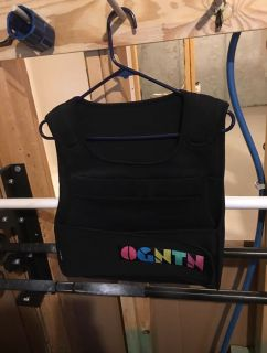 Weight Vest (weights NOT included)