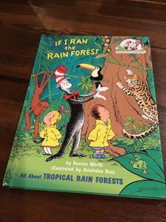 The Cat in the Hat - If I Ran the Rain Forest Hardcover
