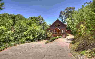 185 Sydney Lane Mineral Bluff Three BR, TOCCOA RIVER ACCESS and