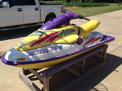 Purchase Seadoo HX 1995 Sea-Doo Needs Motor For Parts Or Fix With Cover motorcycle in Cortland, Ohio, US, for US $450.00