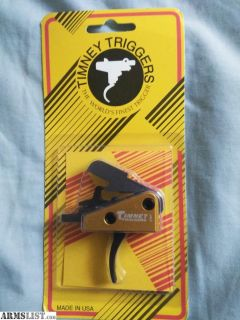 For Trade: New timney trigger for trade