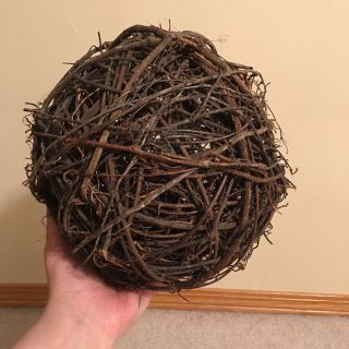 Decorative stick ball