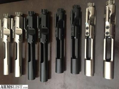For Sale: BOLT CARRIER GROUPS BCG
