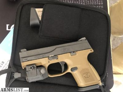 For Sale: LNIB FNs9 compact for sale
