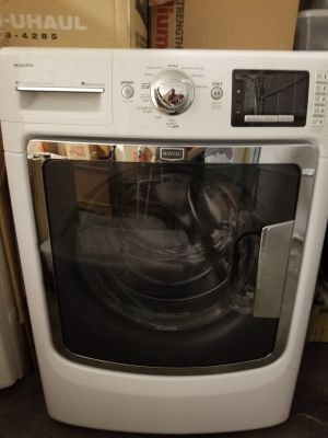 Maytag Washer & Gas Dryer