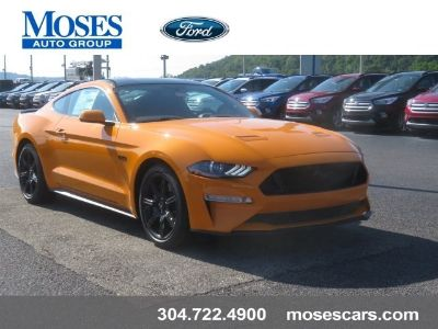 2018 Ford Mustang GT (Orange Fury Metallic Tri-Coat)