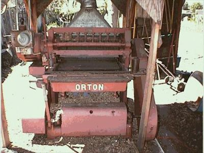 Orton Type C Endless bed single surfacer