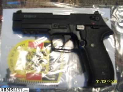 For Sale/Trade: G S G 22 LR semi auto.