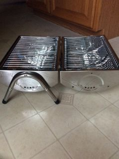Stainless Steel 2 way Grill