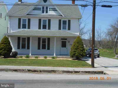 202 Park Ave S Mercersburg, Solidly built Four BR 1 1/2