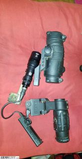 For Sale: Aimpoint comp m3, Aimpoint 3x magnifier and Surefire mini scout