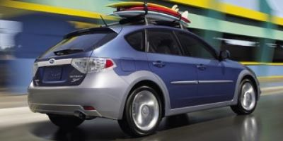 2008 Subaru Impreza Outback Sport (Obsidian Black Pearl)