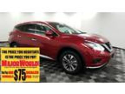 $18888.00 2015 Nissan Murano with 43277 miles!