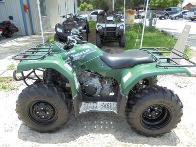 2014 Yamaha Grizzly 350 2WD ATV Utility Zephyrhills, FL