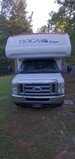 2008 Fleetwood Tioga Ranger 31W