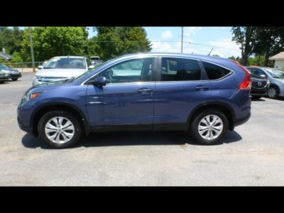 2014 Honda CR-V EX (Blue)